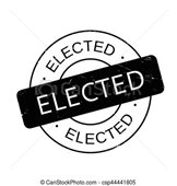 Elected