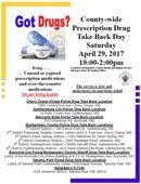 Prescription Take Back Day
